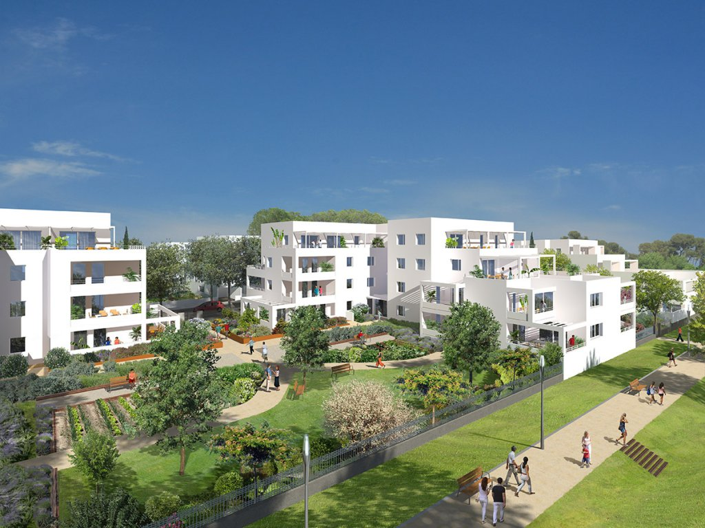 Annonce vente appartement montpellier 34000 37 m 123 for Prix appartement neuf