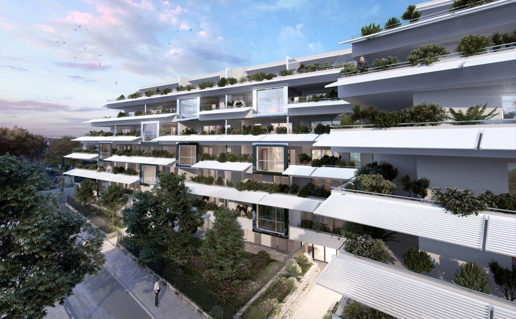 Offres programmes neufs port marianne nouvelle mairie - Appartement port marianne montpellier ...