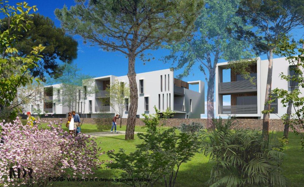 annonce vente appartement montpellier 34000 41 m 162 000 992739713751. Black Bedroom Furniture Sets. Home Design Ideas